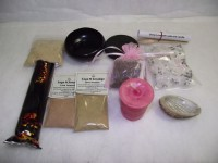 Love Spell Bath Deluxe Gift Set Kit